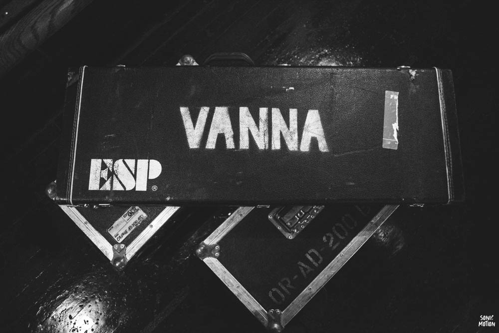 Vanna at La Boule Noire in Paris