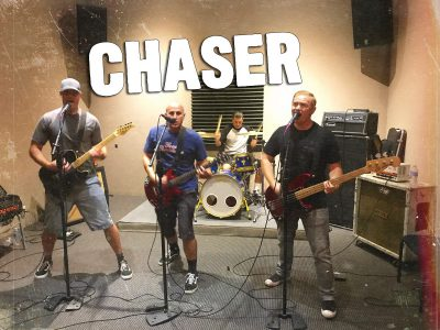 Chaser band