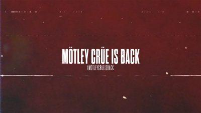 Mötley Crüe comeback