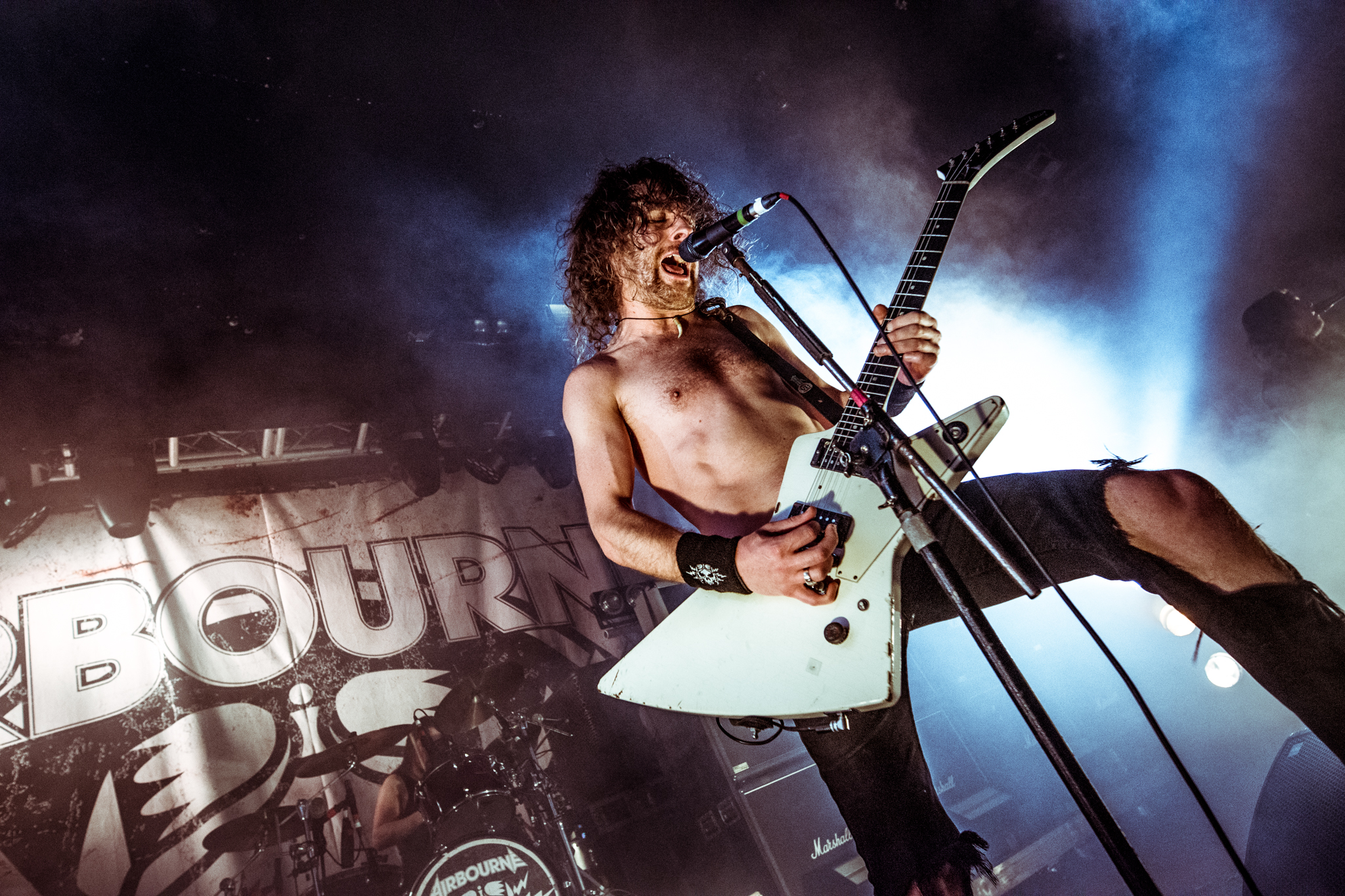 Gallery: Airbourne at O2 Academy Bristol