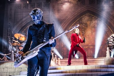 Photoreport: Ghost at Motorpoint Arena Cardiff, UK