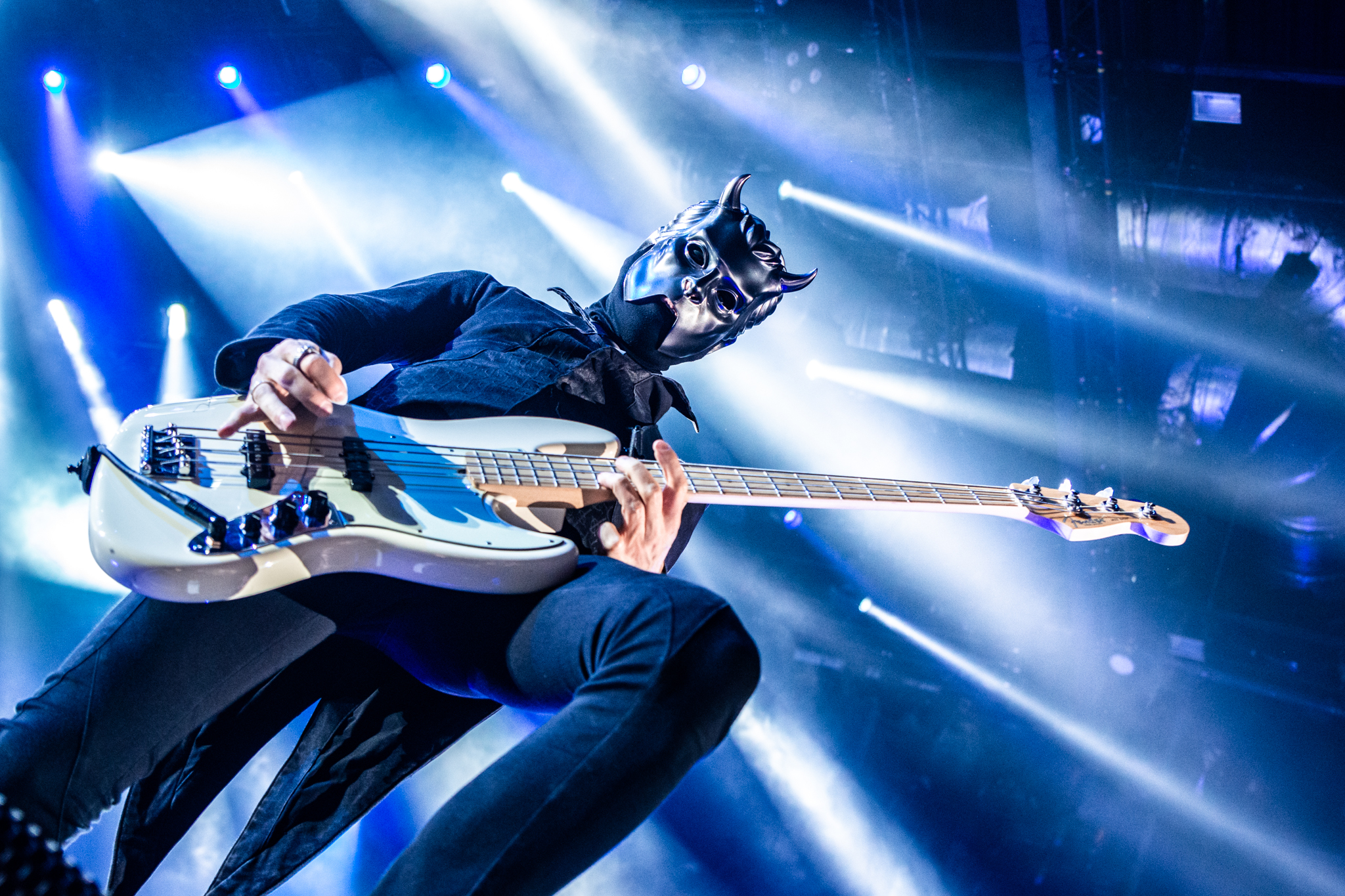 Review: Ghost at Motorpoint Arena Cardiff, UK