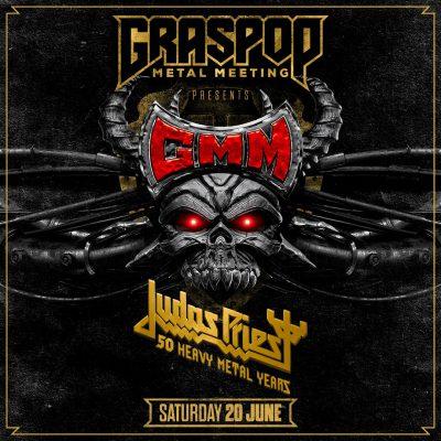 Judas Priest plays Graspop 2020
