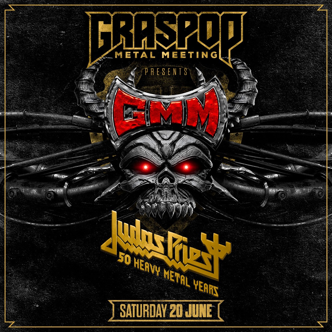 Judas Priest plays Graspop 2020