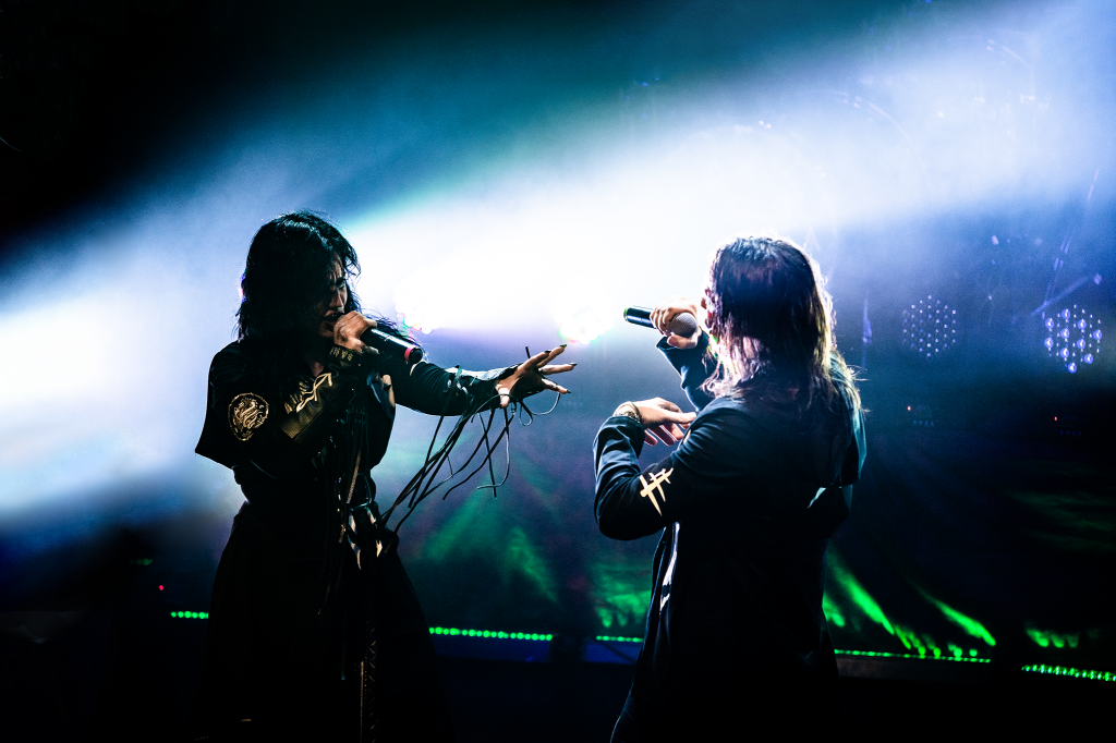 Photoreport: Lacuna Coil at SWX, Bristol (England, UK)