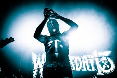 Wednesday 13 at SWX, Bristol, England
