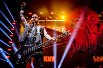 Photoreport: Five Finger Death Punch at Royal Arena, Copenhagen