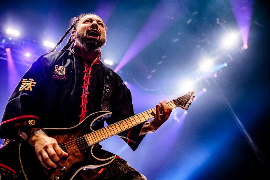 Photoreport: Five Finger Death Punch at Royal Arena, Copenhagen