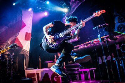 Review: Anti-Flag @ O2 Academy Islington (London, UK)