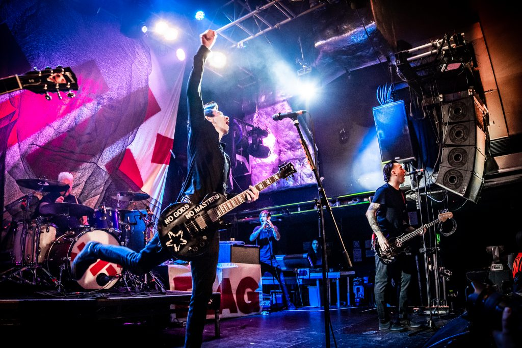 Review: Anti-Flag @ O2 Academy Islington (London, UK)