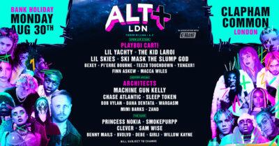 ALT+LND Festival line-up
